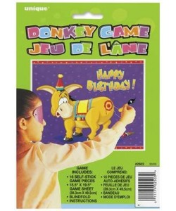 Deluxe Donkey Game
