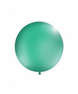 Globo 1m, redondo, verde...