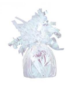 Foil Balloon Wght - Iridescent