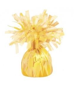 Foil Balloon Wght - Yellow