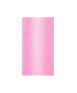 Tulle Plain, light pink,...