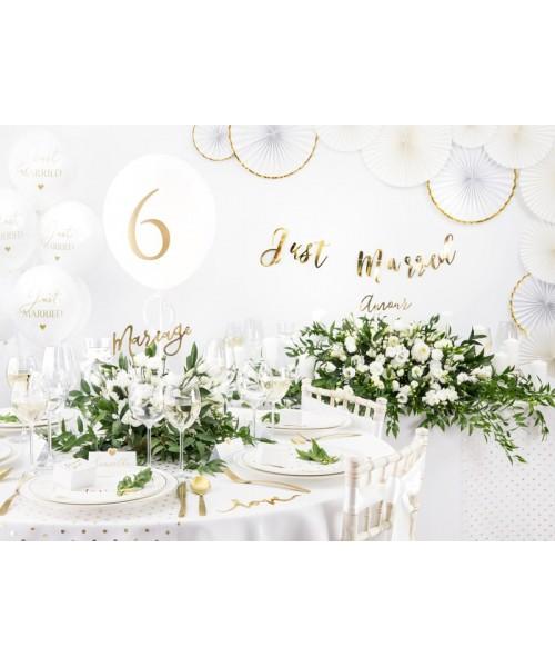 Mantel Happy Birthday globos Design cumpleaños centro de mesa partydeko