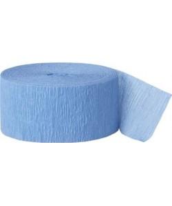 Cinta crepe azul claro, 81...