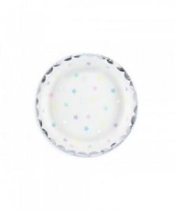 Plates Unicorn - Stars 18...