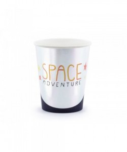 Cups Space Party, 200 ml (1...