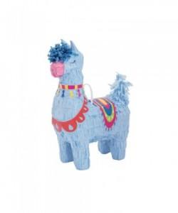 Mini Llama Pinata Favor Decor