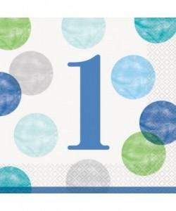 Blue Dots First Birthday...