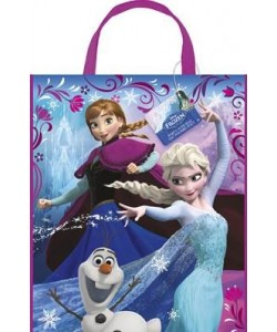 Disney Frozen Tote Bag,...
