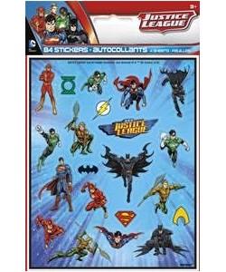 Justice League Sticker...