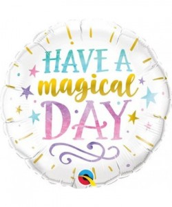 """09"""" Rnd Have A Magical Day"""