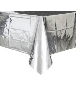 Silver Foil Rectangular...