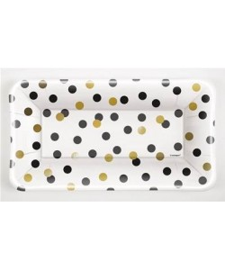 Chic Party Rectangular 9x5...