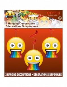 Emoji Rainbow Fun Hanging...