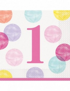 Pink Dots First Birthday...
