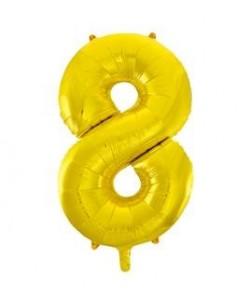 34 pulg  Pkg Gold Foil...