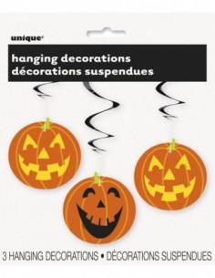 Pumpkin Hanging Swirl...
