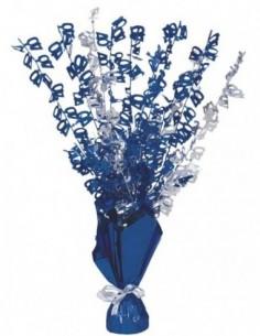 Blue Glitz Centerpiece - 40