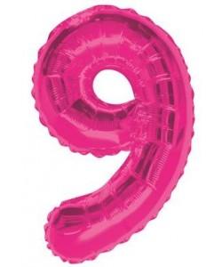 34 pulg  Pkg Pink Glitz...