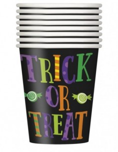 Silly Halloween 9oz Paper...