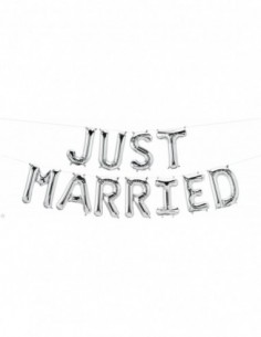 16 pulg. Kit Just Married...