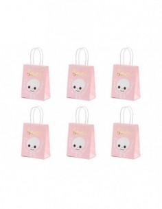 Gift bag Boo, pink,...