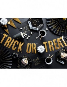 Banner Trick or Treat,...