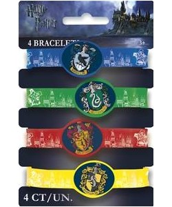 4 Stretchy Bracelets Harry...