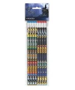 8 Pencils Harry Potter