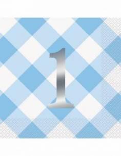 16 Blue Gnhm 1St Birthday...