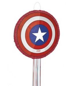 Captain America Shield 3D...