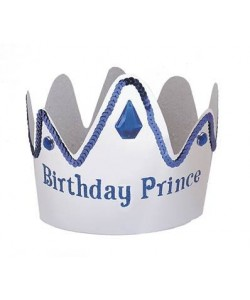 Birthday Prince Crown