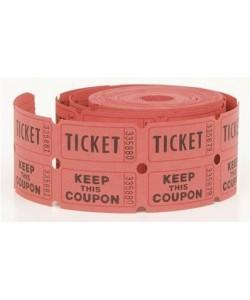 500Ct Double Ticket Roll Asst