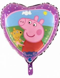 18'' (36x36 cm) Peppa Pig y...
