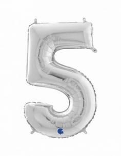 26'' (49x72 cm) Número 5...