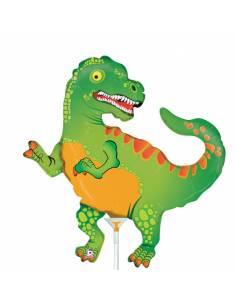 14'' (31x32 cm) Dinosaurio...