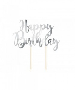 Cake topper Happy Birthday,...