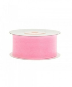 Chiffon Ribbon, light pink,...