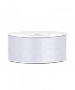Satin Ribbon, white,...