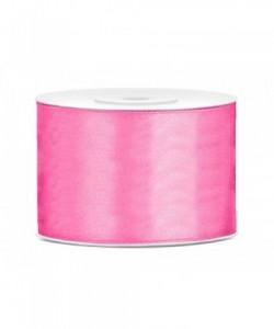 Satin Ribbon, pink, 50mm/25m